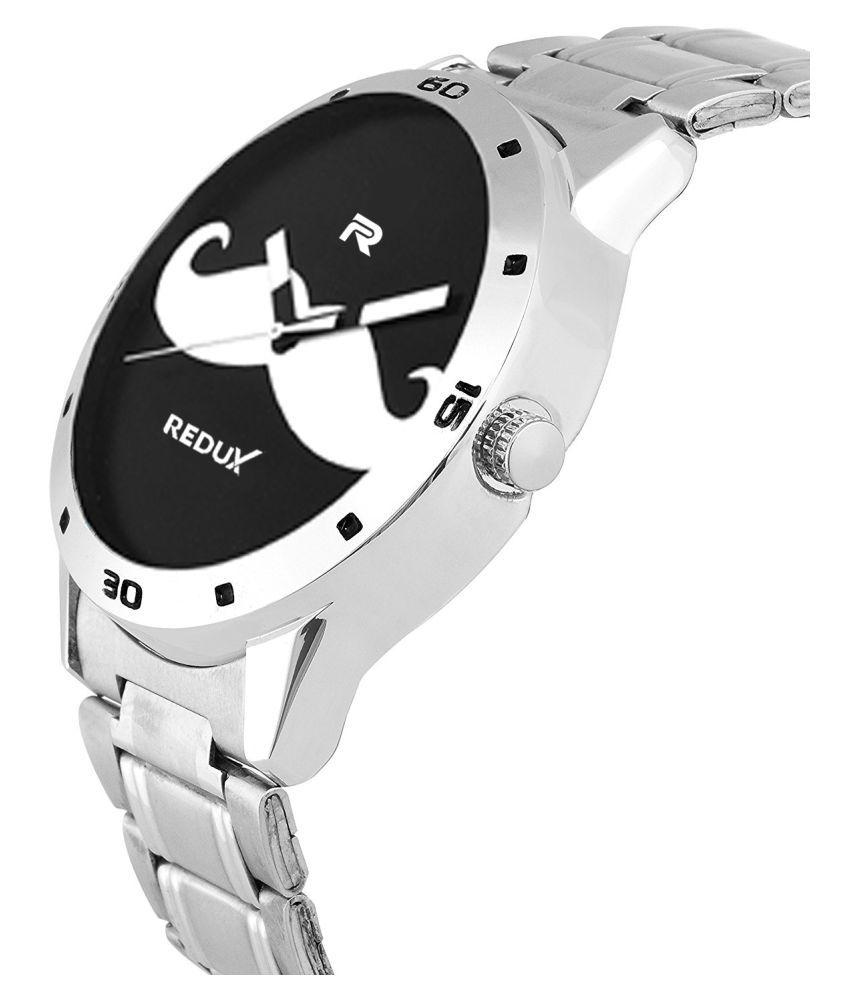 7c0f8716f4b Redux Force Analog Black Dial Men s   Boys Watch -RWS0043S - Buy ...