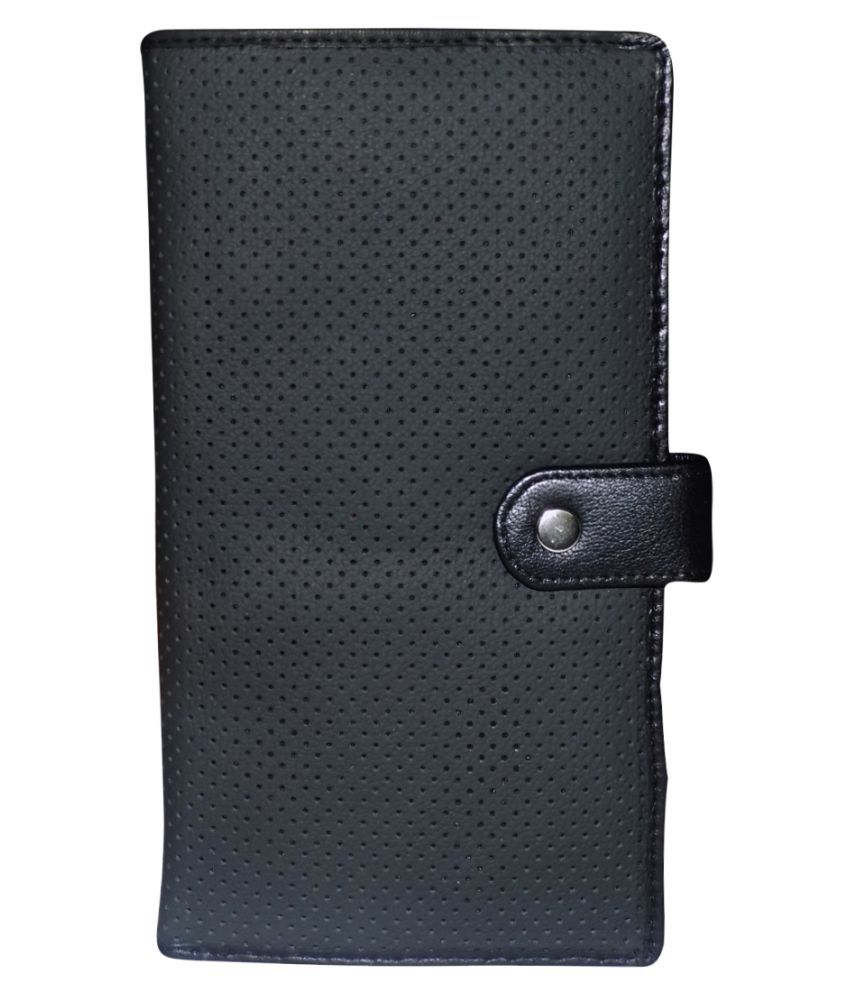 Style 98 Black Wallet