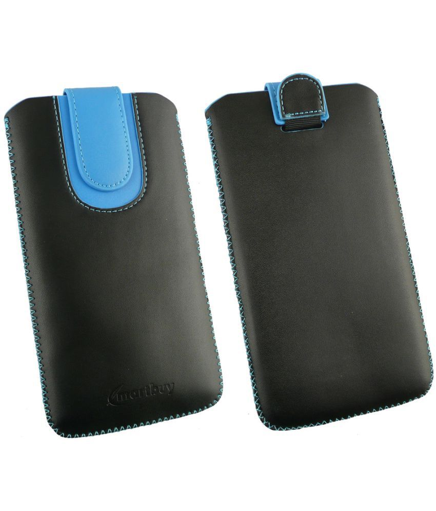 Xolo A1010 Flip Cover by Emartbuy - Multi