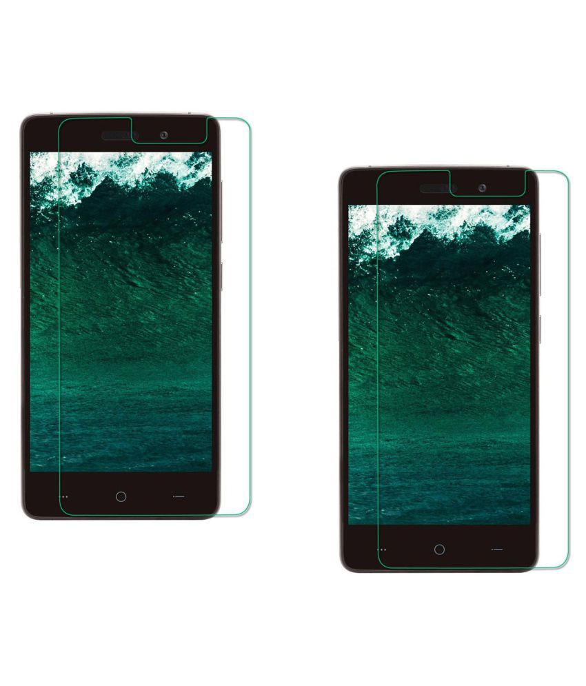 LYF Earth 1 Tempered Glass Screen Guard By KFDC