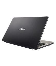 Asus X Series X541UA-DM1232D Notebook Core i3 (7th Generation) 4 GB 39.62cm(15.6) DOS 2 GB Black