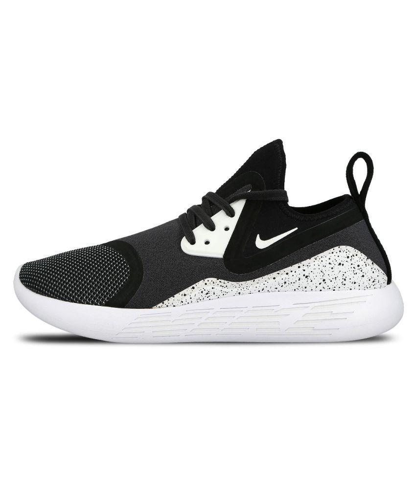 Nike Lunar Charge Black Running Shoes