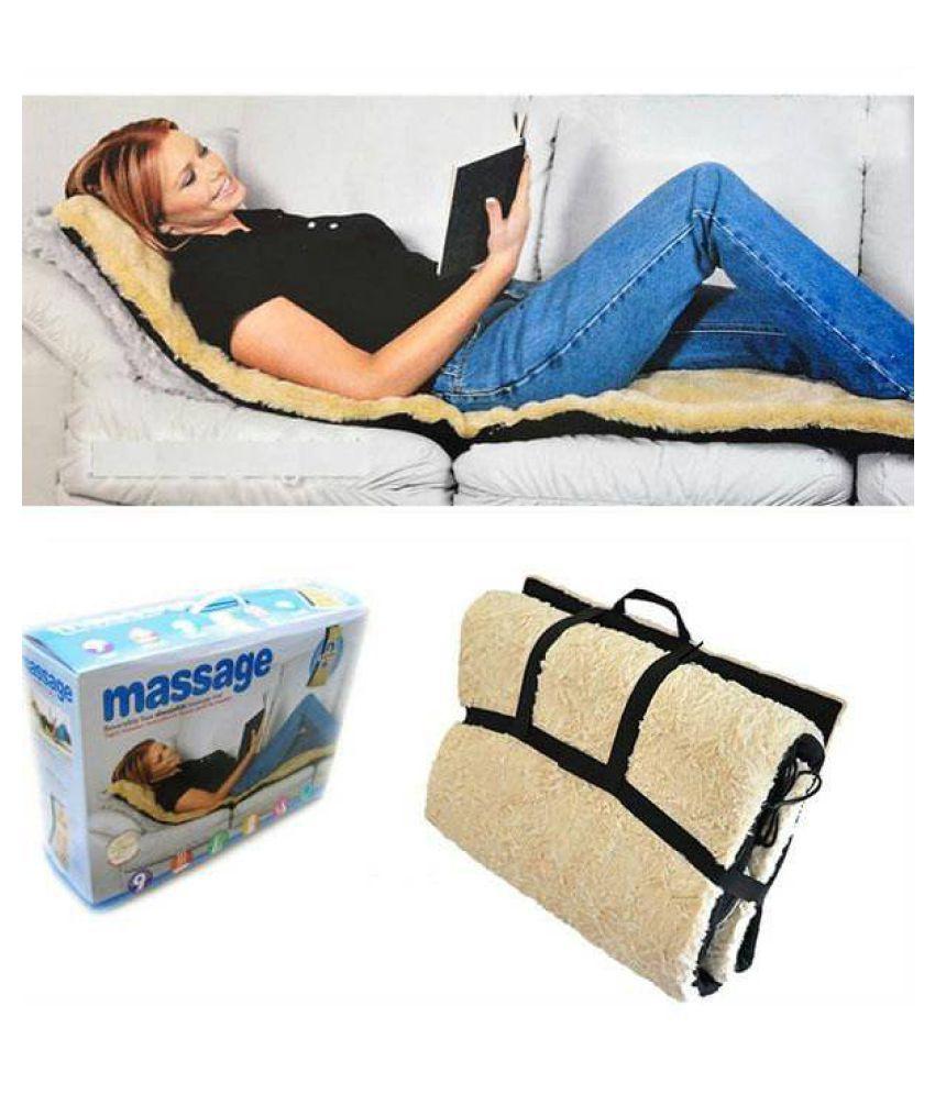 Ganesh Enterprises Vibrating Body Massage Bed Mattress
