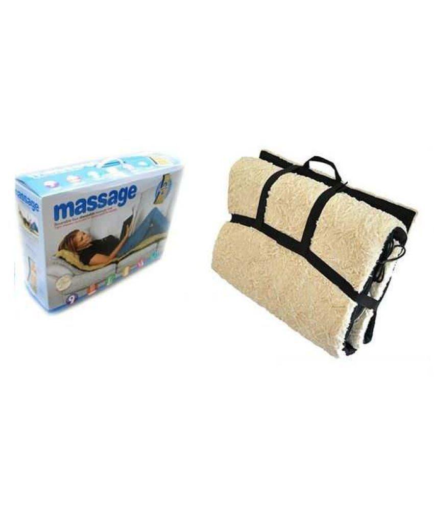 ganesh enterprises vibrating body massage bed mattress buy ganesh