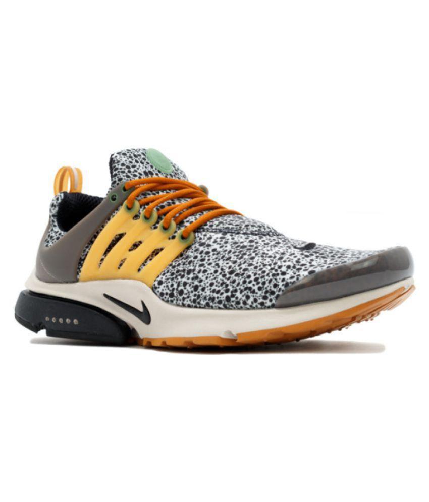 premium selection 66247 d3180 Nike Air Presto Safari Running Shoes ...