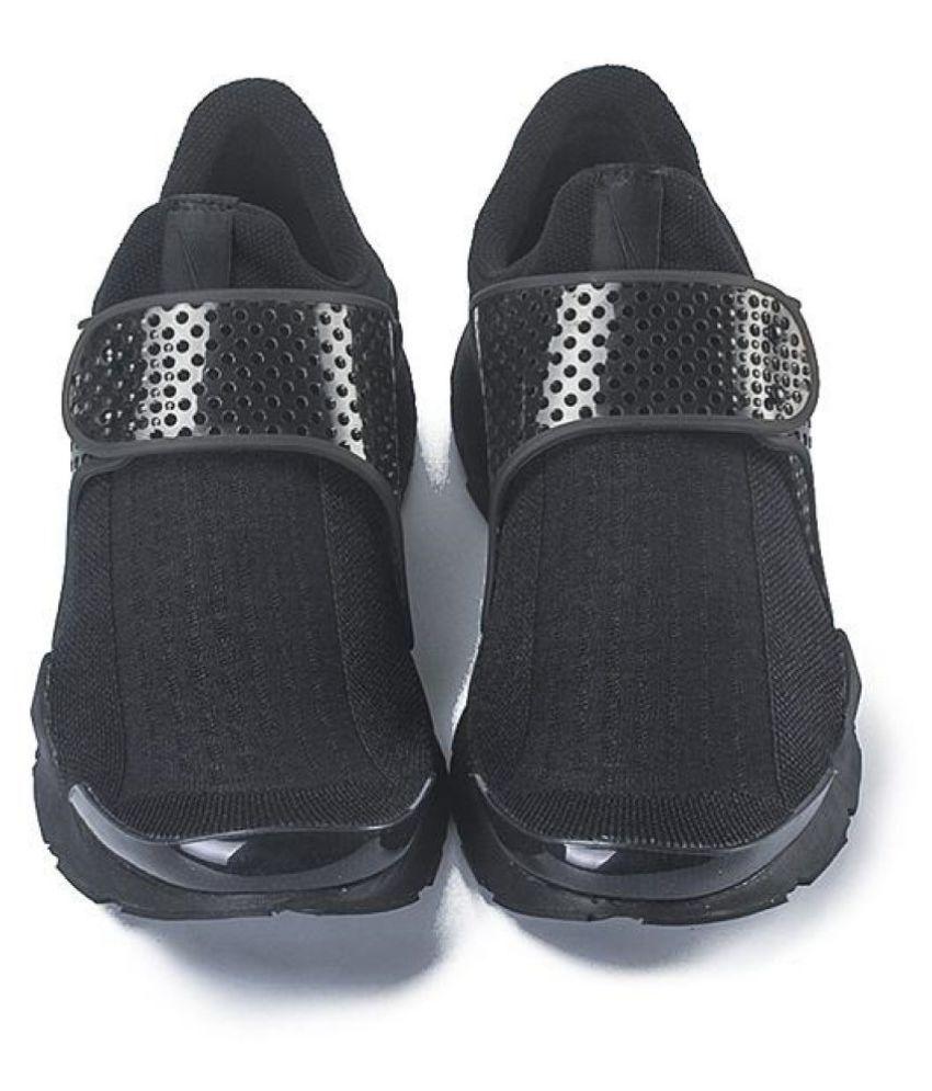 new concept 2fb74 01847 Nike Sock Dart Mens Black Running Shoes - Buy Nike Sock Dart ...
