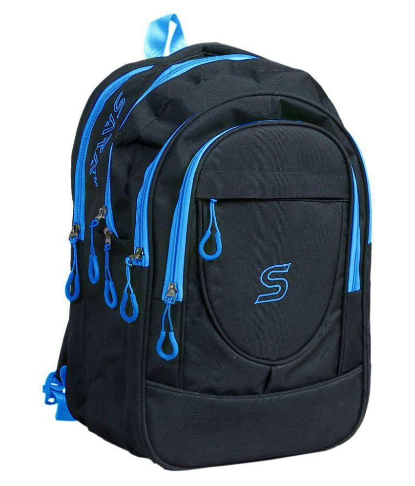 7bc99174dac5 Sara bags Branded Backpack college bag school bags Blue - Buy Sara bags  Branded Backpack college bag school bags Blue Online at Low Price - Snapdeal