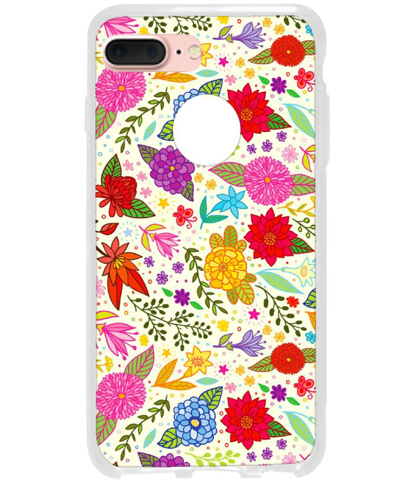 Apple iPhone 7 Plus Printed Cover By Instyler