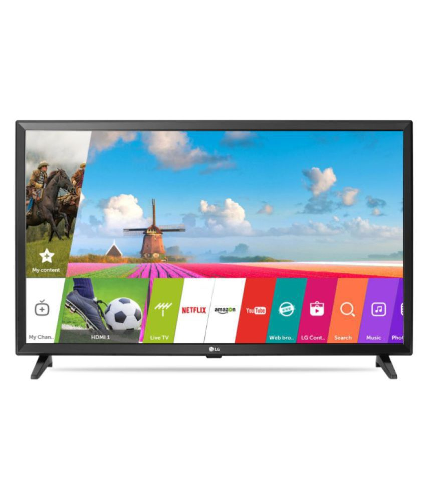 bc014edfac0 Buy LG 32LJ616D 80 cm ( 32 ) HD Ready (HDR) LED Television Online at Best  Price in India - Snapdeal