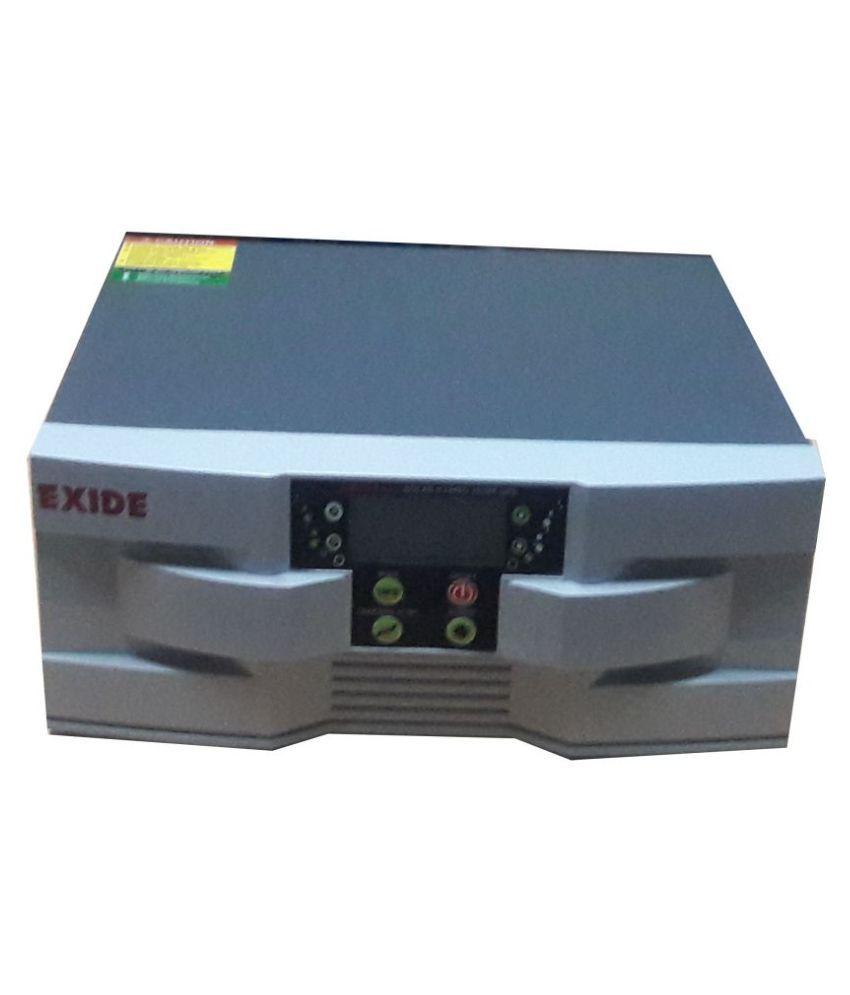 Exide 1100 Va Solar Inverter Hybird Price In India Garden Light Circuit Further 5000 Watt Power Schematic