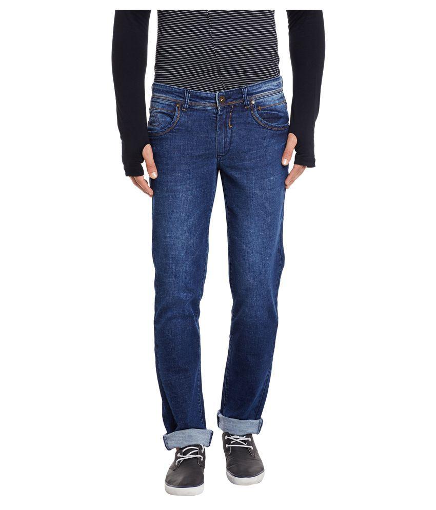 Canary London Blue Slim Jeans