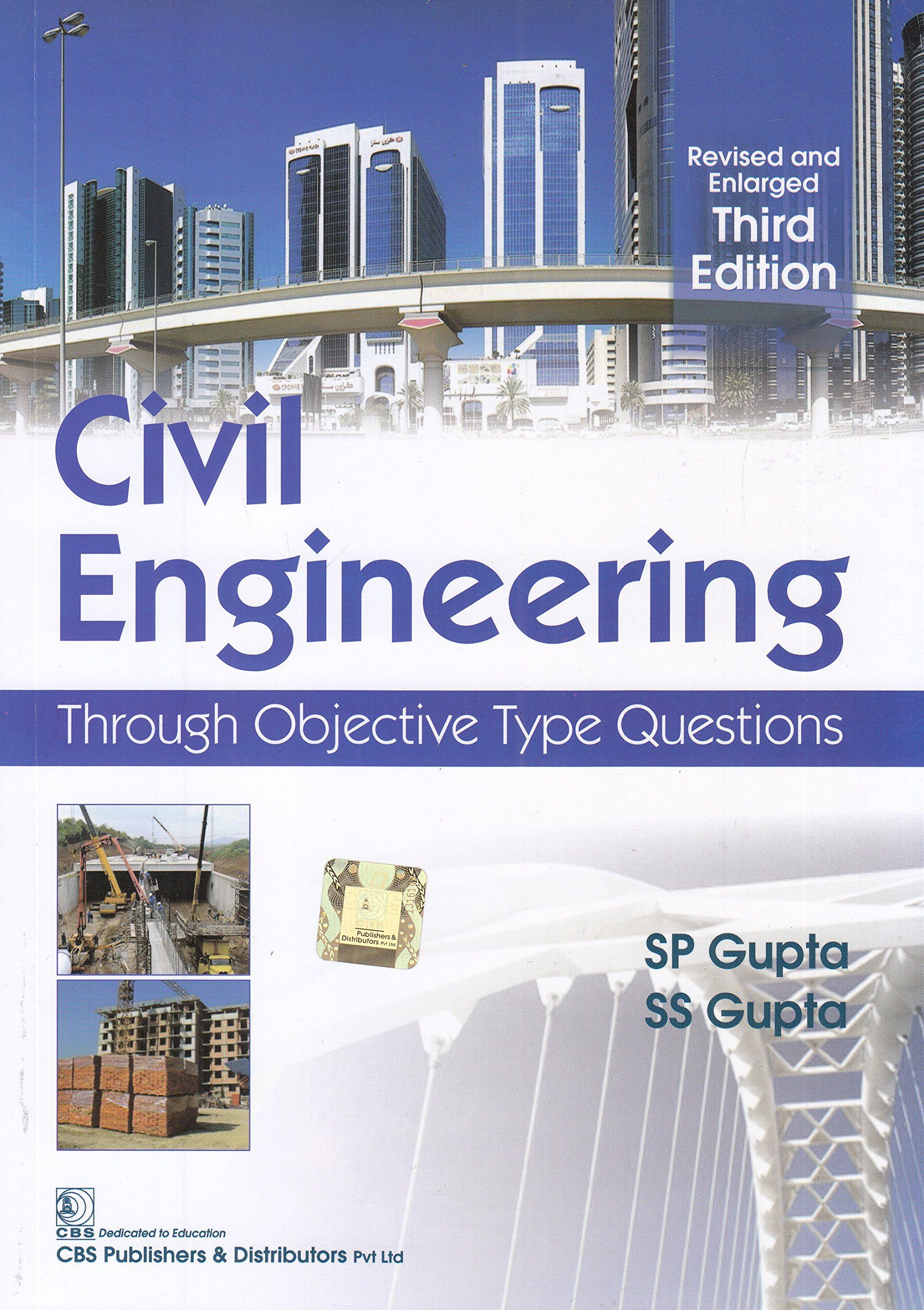 Civil Engineering Through Objective Type Questions Paperback
