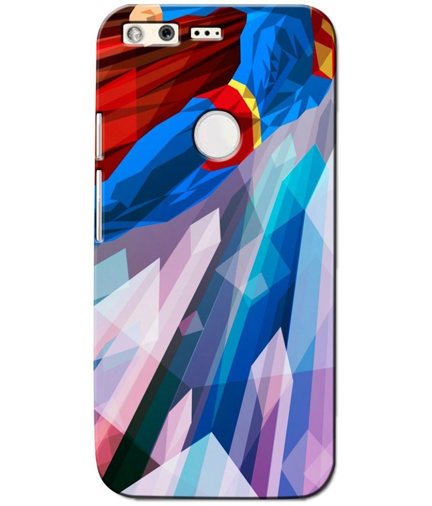Google Pixel XL Printed Cover By Case King