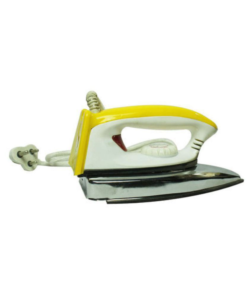 Super Power Stylo Dry Iron Yellow