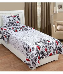 Wonderful Quick View. AKIN Cotton Single Bedsheet ...