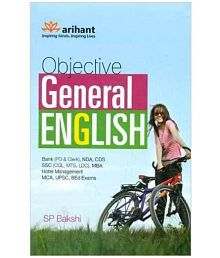OBJECTIVE GENRAL ENGLISH BY SP BAKSHI