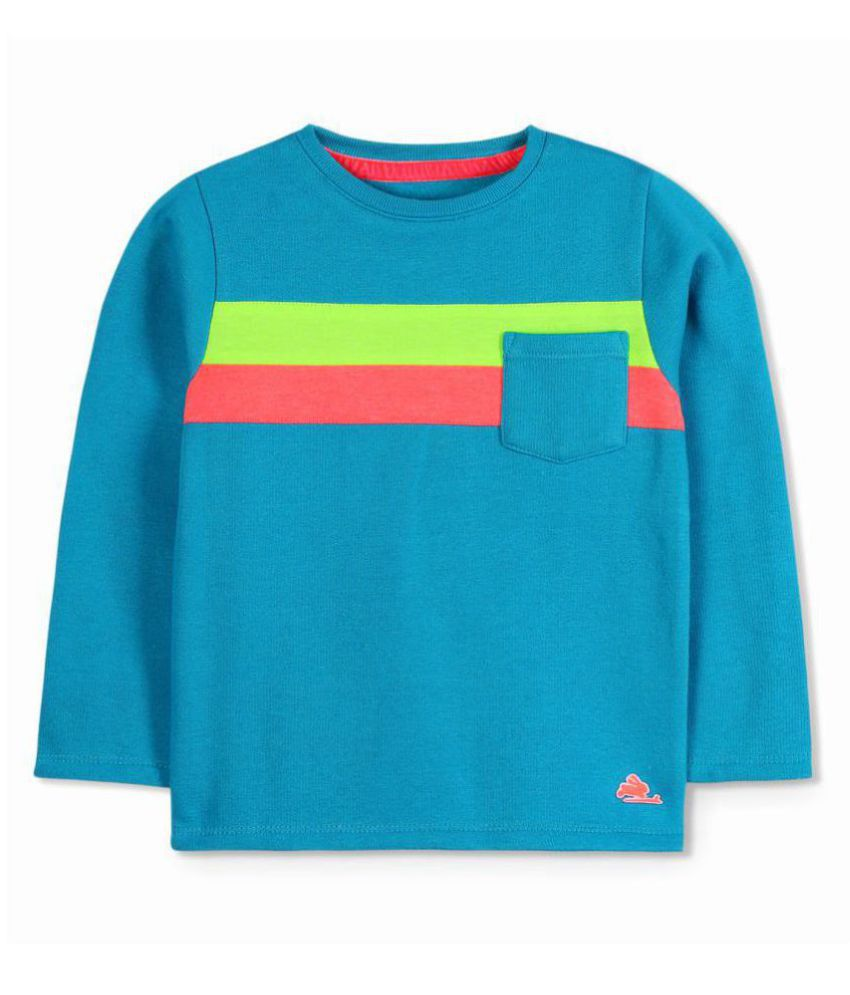 Cherry Crumble Classic Colorblock Sweatshirt