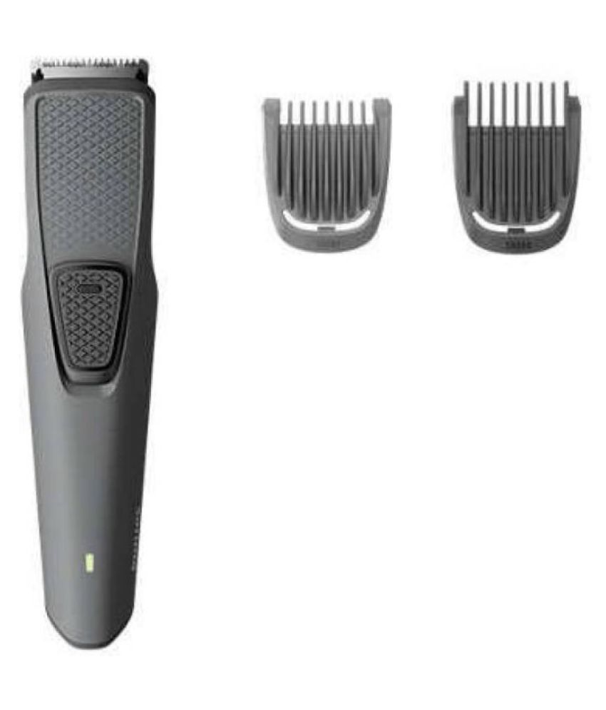 philips bt1210 cordless trimmer beard trimmer grey available at snapdeal for. Black Bedroom Furniture Sets. Home Design Ideas