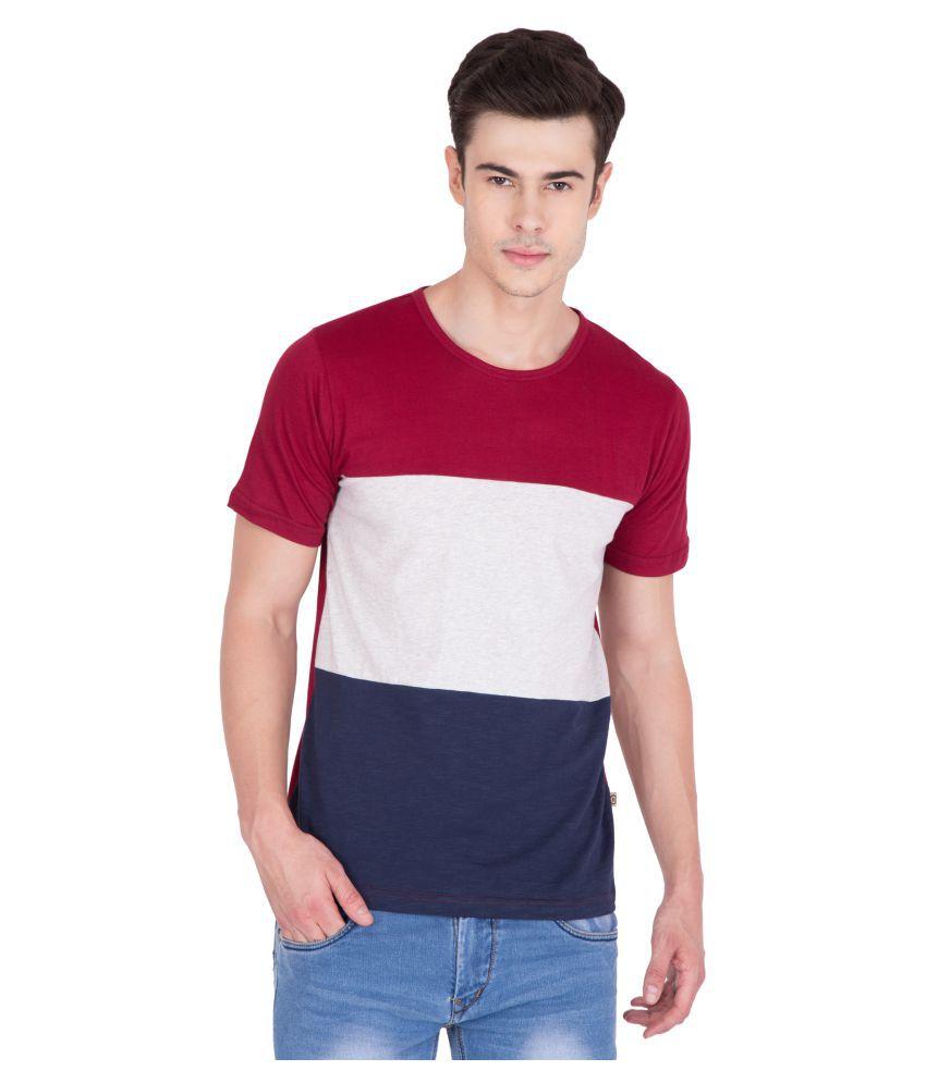 PAUSE Multi Round T-Shirt