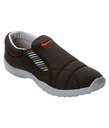 Advice Black Casual Shoes