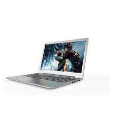 Lenovo Ideapad 80TV Notebook Core i5 (7th Generation) 8 GB 39.62cm(15.6) DOS 2 GB Silver