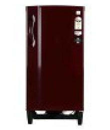 Godrej 185 Ltr 2 Star Godrej RD EDGE 185 E2H 2.2 Refrigerator-Wine Red Single Door Refrigerator - Red