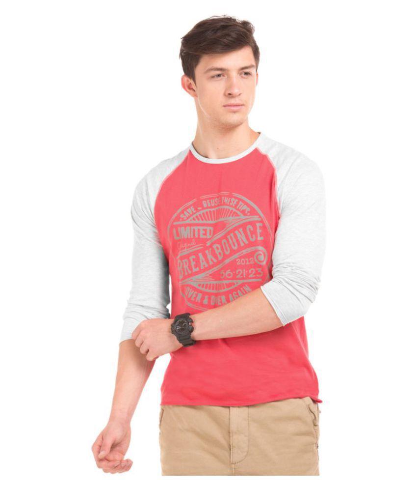 Breakbounce Multi Round T-Shirt