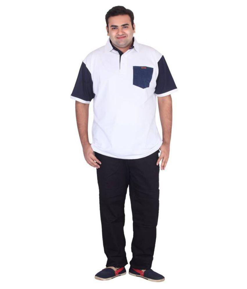 XMEX Blue Regular Fit Jeans