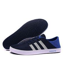 Adidas Neo 1 Blue Casual Shoes