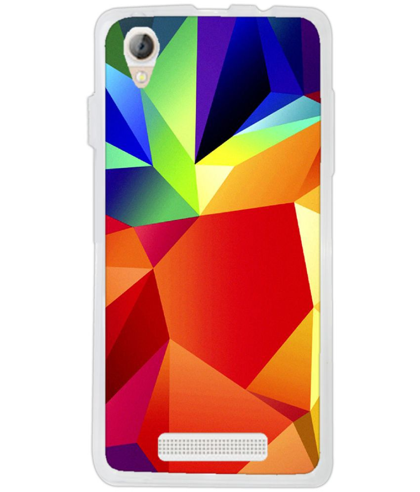 Lava X3 Printed Cover By instyler
