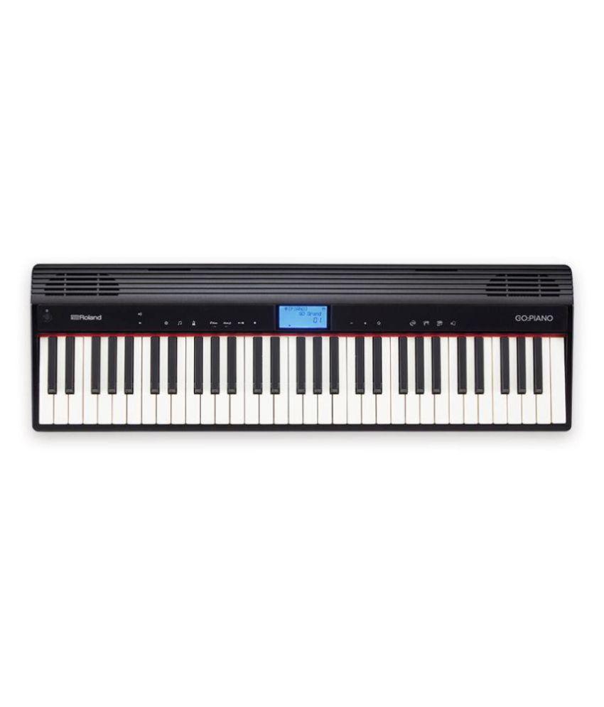 Roland Roland GO-Piano (61-PC) Keyboard 61 Keys: Buy Roland