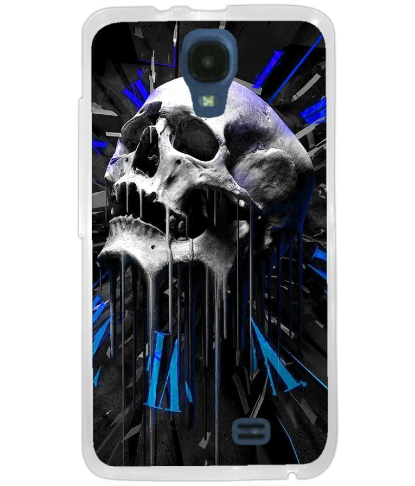 Micromax Bolt Q383 Printed Cover By Instyler