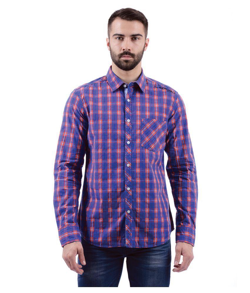 Ed Hardy Multi Casual Slim Fit Shirt