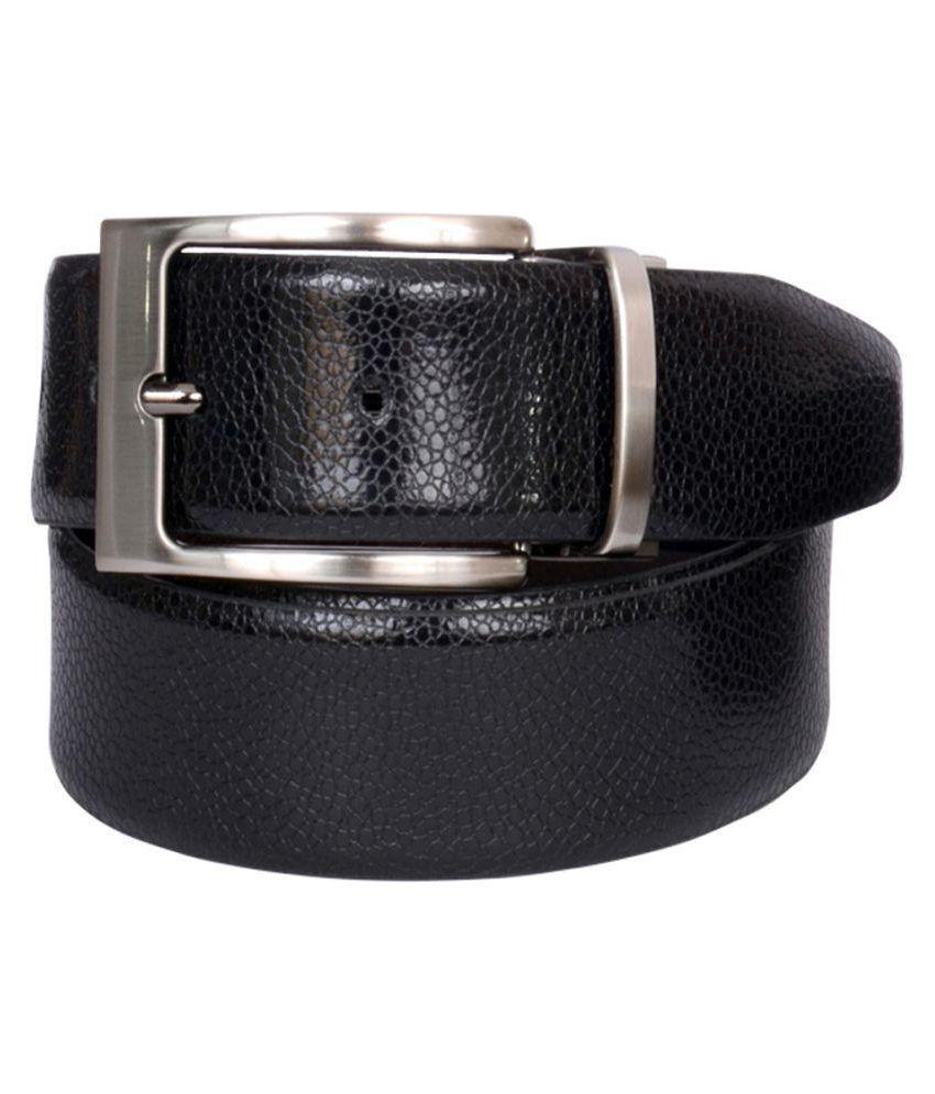 Visach Multi Leather Formal Belts