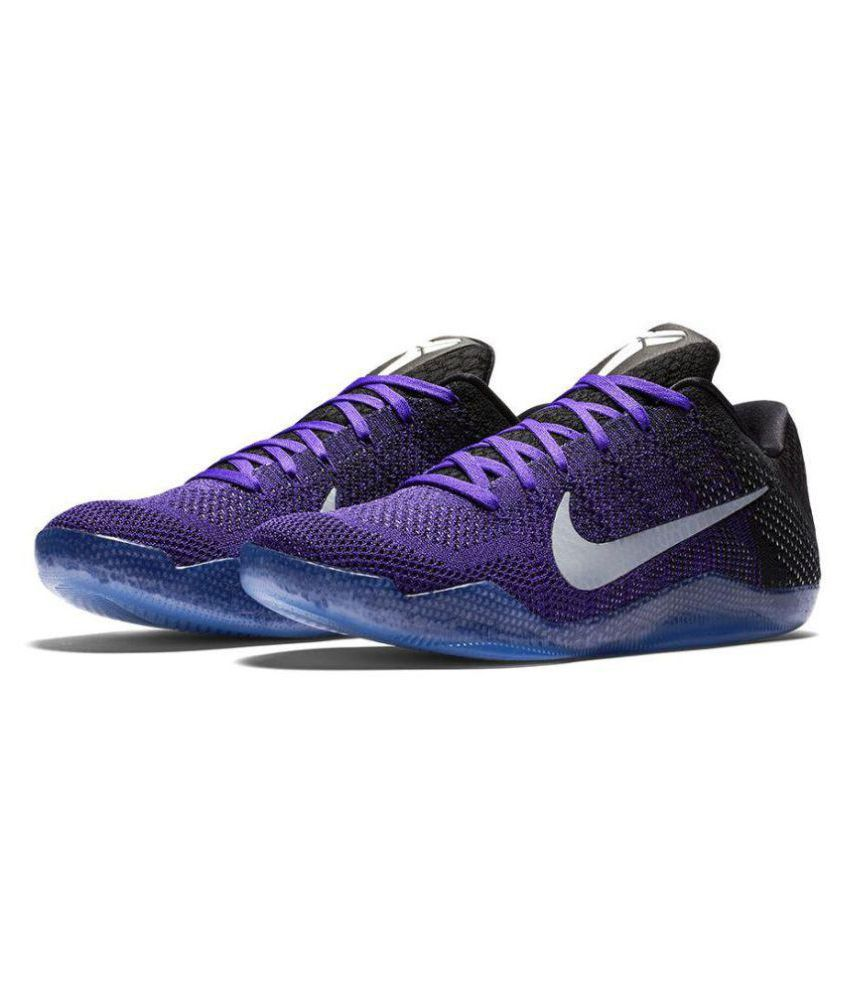 Nike Kobe XI Elite Low Basket Ball Shoes Running Shoes - Buy Nike Kobe XI  Elite Low Basket Ball Shoes Running Shoes Online at Best Prices in India on  ... 1b5cff050016