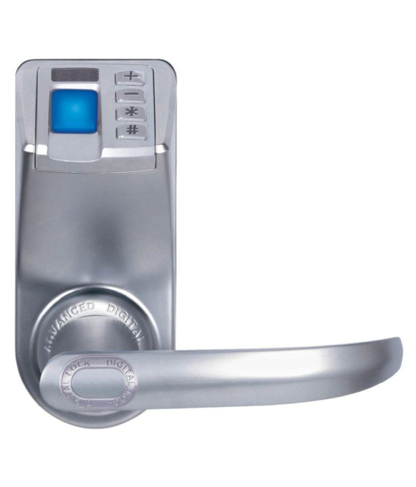 Buy trinity 788 fingerprint lock online at low price in for 1 touch fingerprint door lock