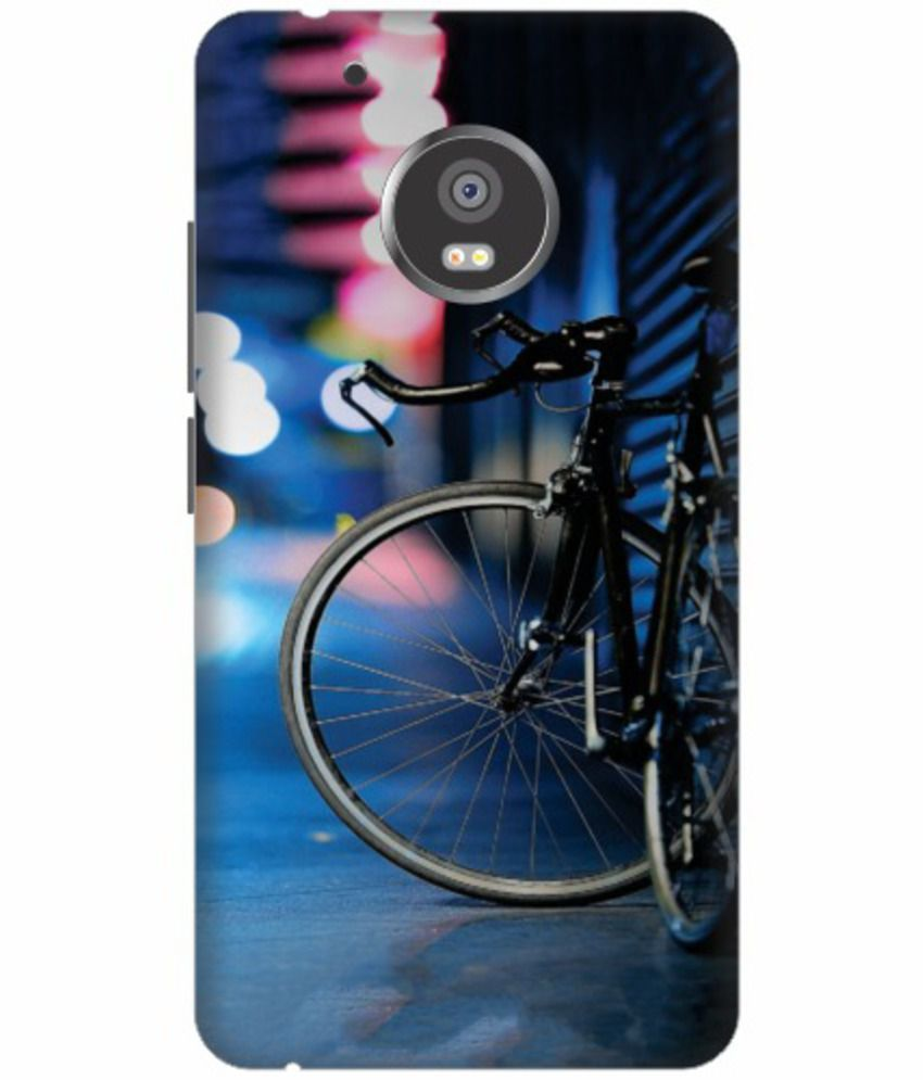 Moto G5 3D Back Covers By Printland