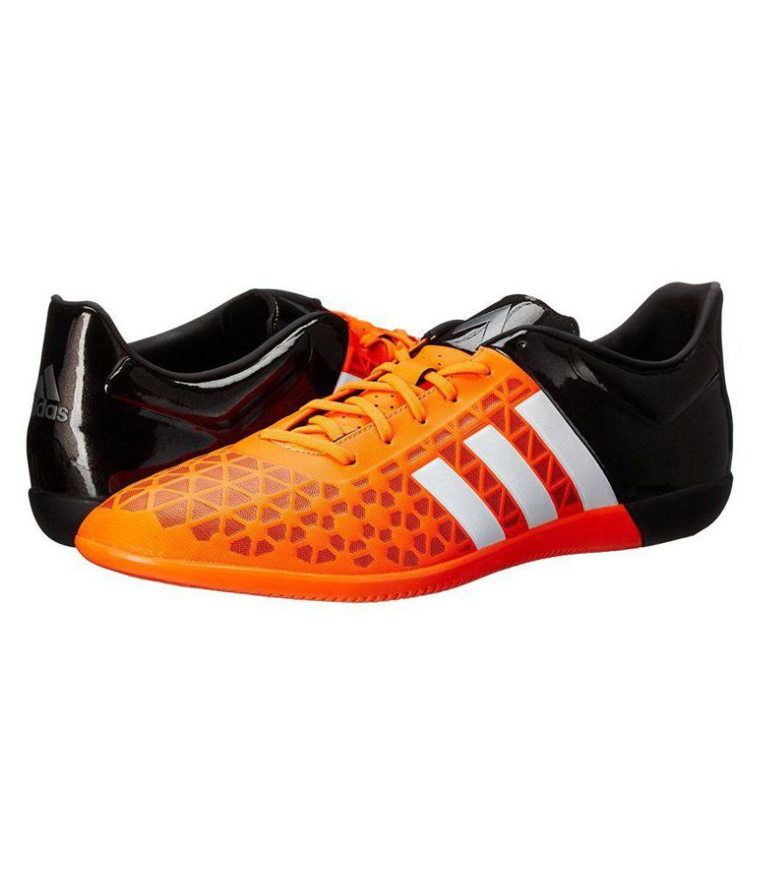 best service 1e409 2bef4 Adidas ACE 15.3 Black Football Shoes