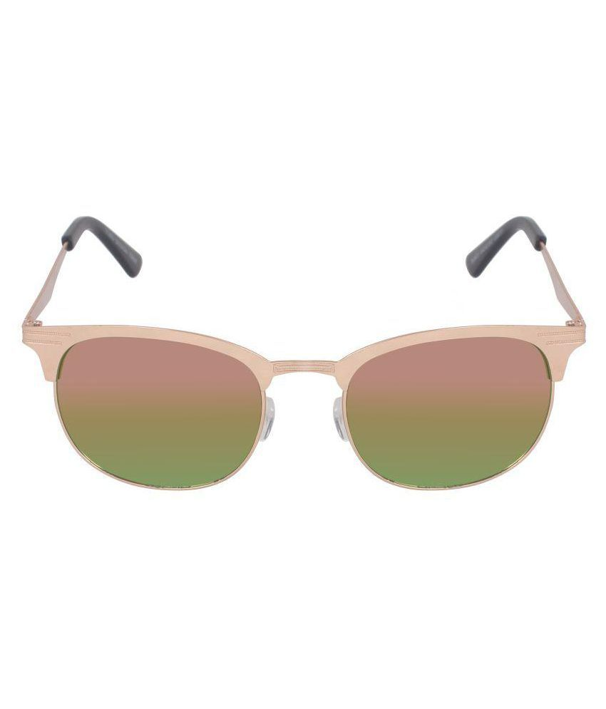 Tulip Eye Gear Multicolor Round Sunglasses ( 1-25082017 )