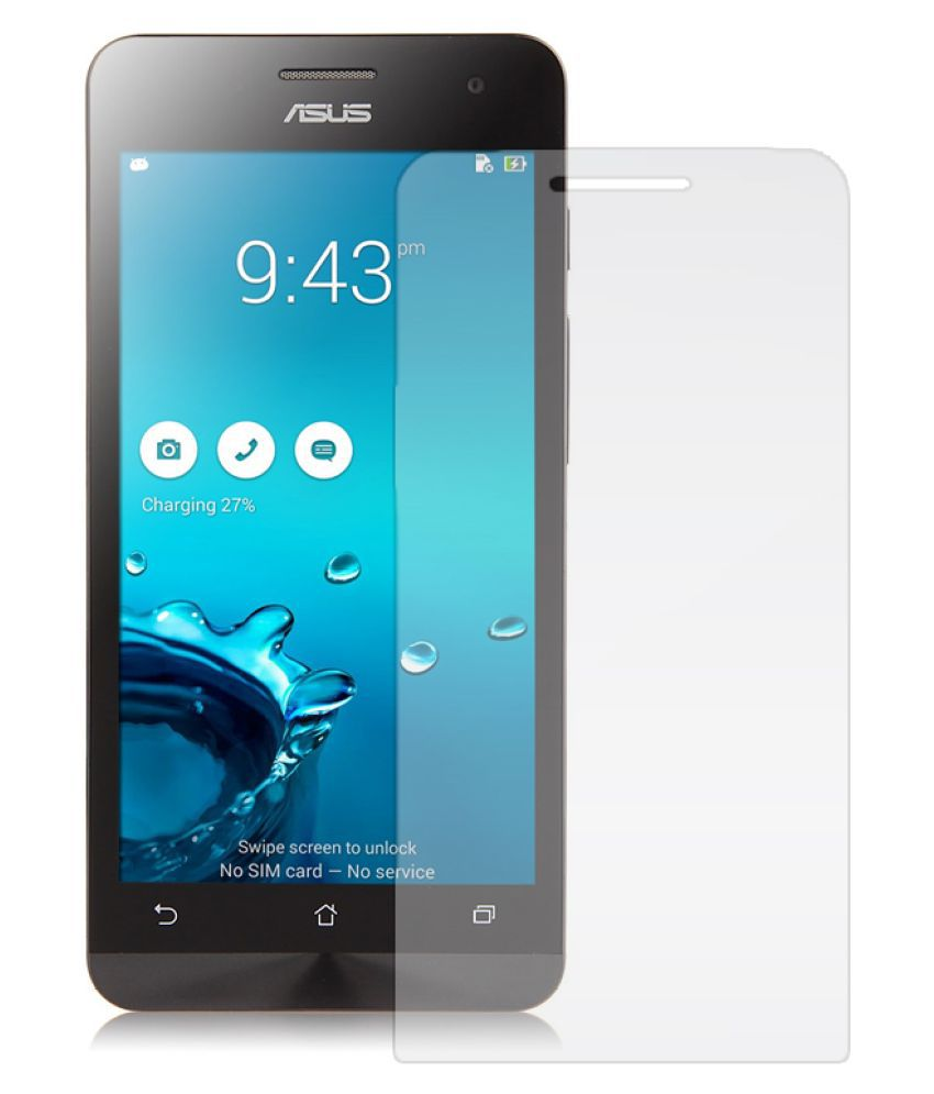 Asus Zenfone 5 Tempered Glass Screen Guard By KFDC