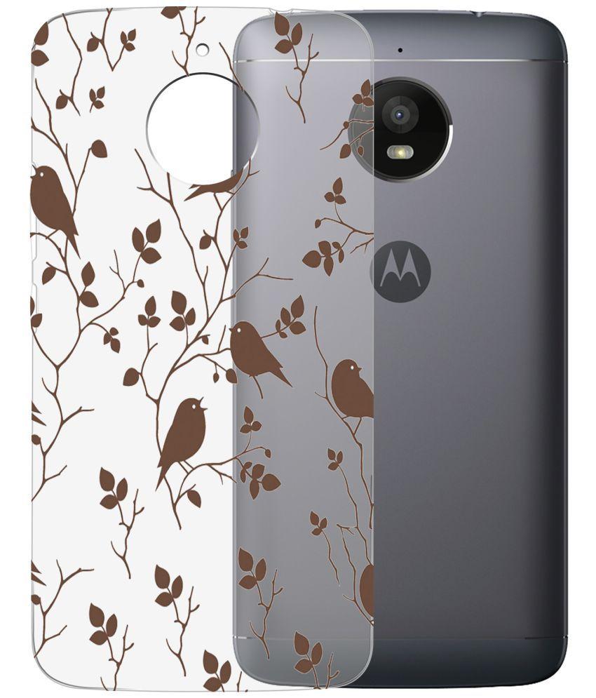 Motorola Moto E4 Plus Printed Cover By Blutec