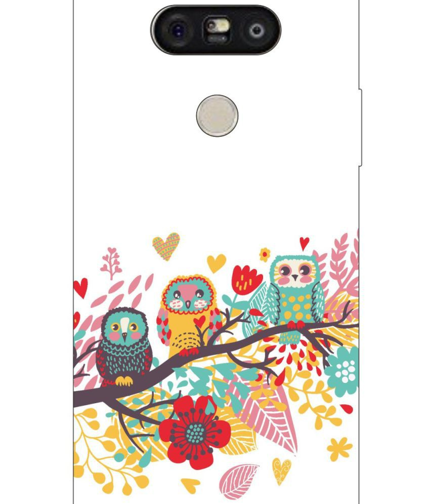 Lg G5 Printed Cover By Go Hooked