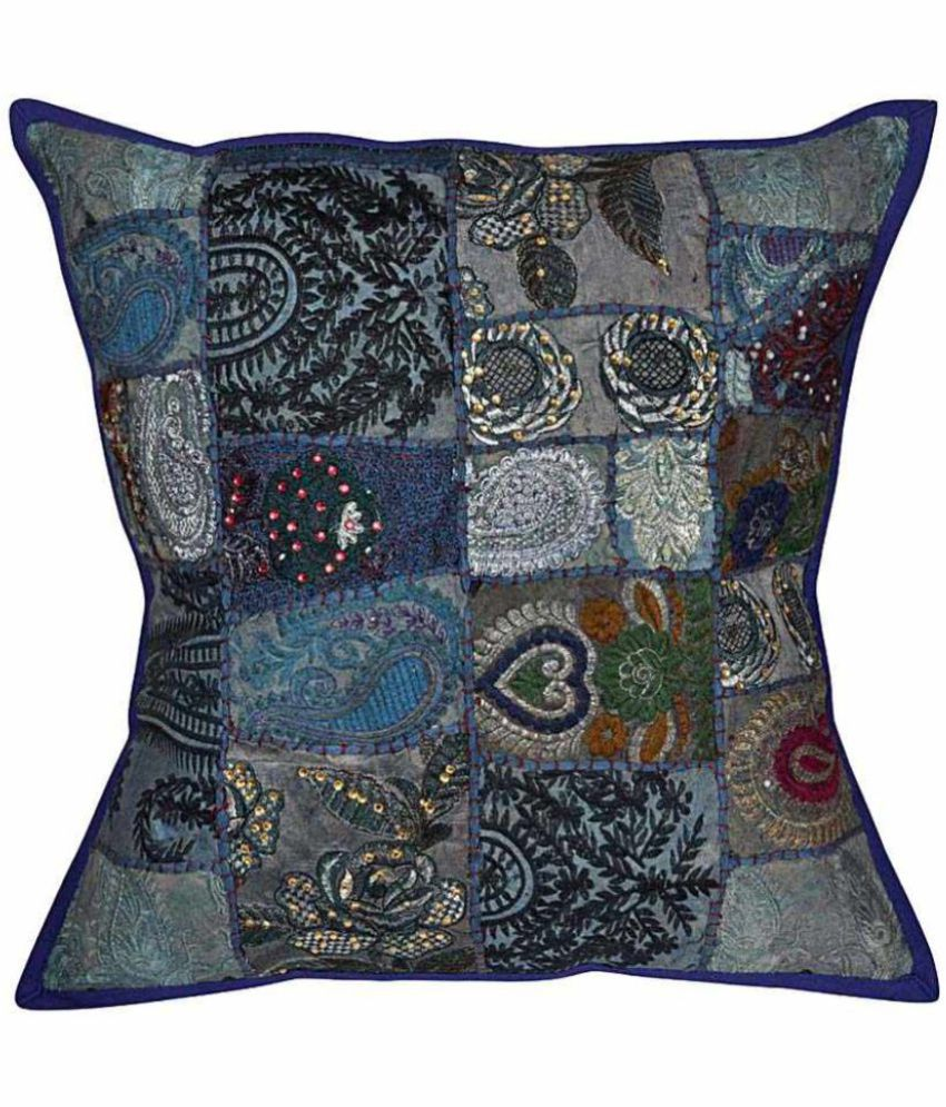 Lal Haveli Single Cotton Cushion Covers 50X50 cm (20 X 20)
