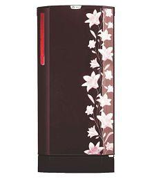 Godrej 190 Ltr 3 Star RD EDGEPRO 190 CT 3.2 Single Door Refrigerator - Maroon