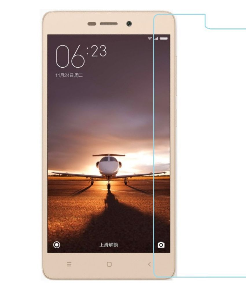 Xiaomi Redmi 3s Prime Tempered Glass Screen Guard By Spectacular Ace