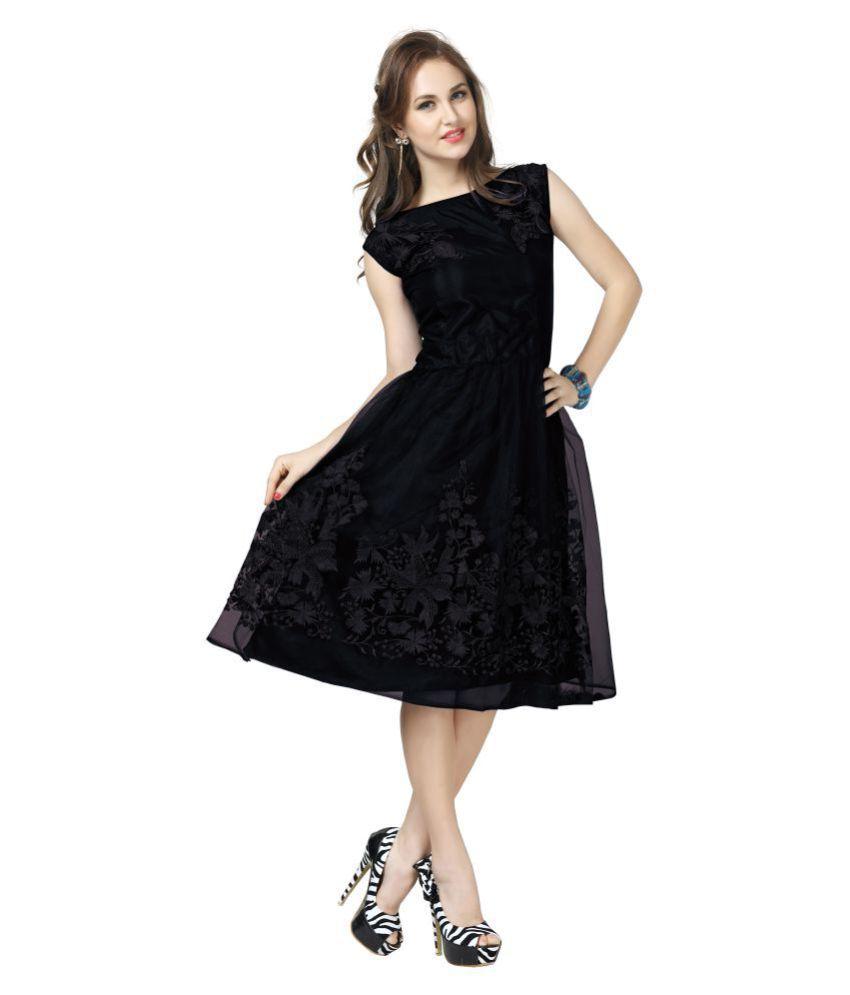 Elevate Women Net Dresses