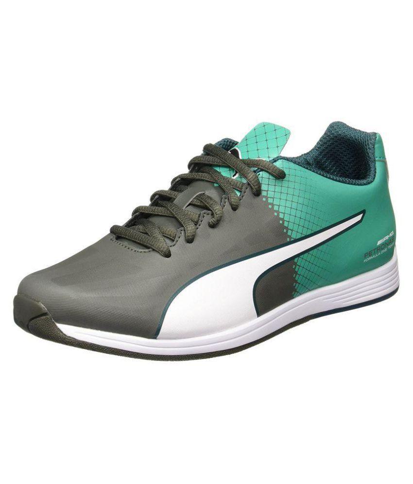 596f40b57a8b Puma Men s MAMGP evoSPEED Lace Sneakers Gray Casual Shoes - Buy Puma Men s  MAMGP evoSPEED Lace Sneakers Gray Casual Shoes Online at Best Prices in  India on ...
