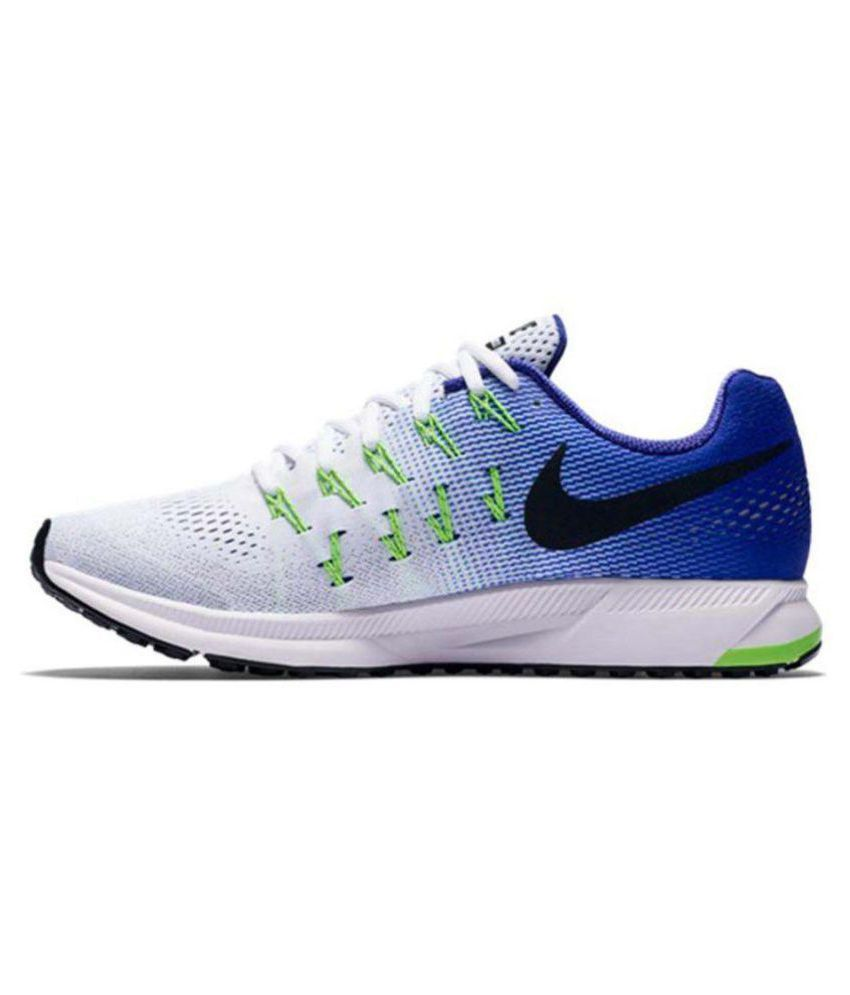 4ae350802f4c ... coupon code for nike 1 pegasus 33 white running shoes 46ebf 74f15