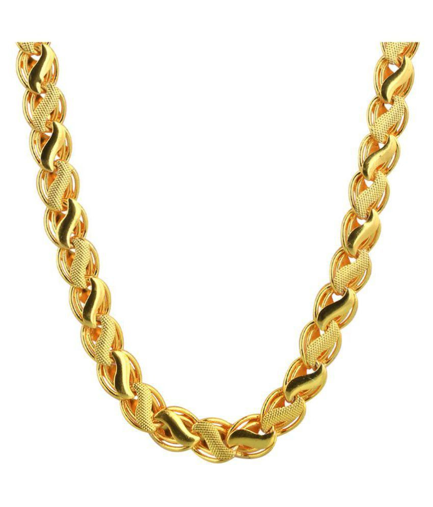 Glory Jewels Gold Alloy Chains