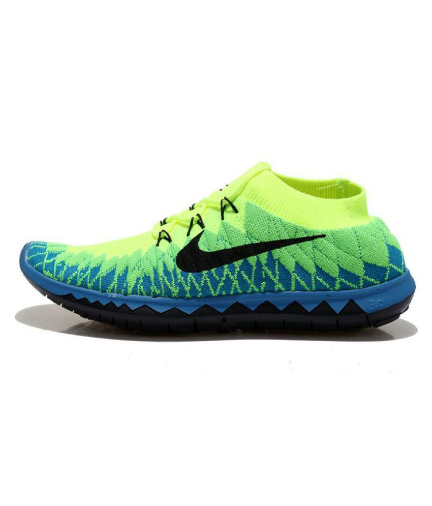 best website 89516 cfc61 Nike Flyknit 3.0 Running Shoes - Buy Nike Flyknit 3.0 Running Shoes Online  at Best Prices in India on Snapdeal